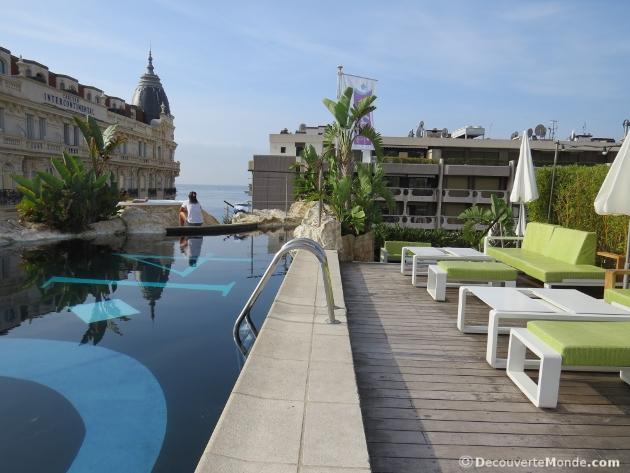 terrasse hôtel 3.14
