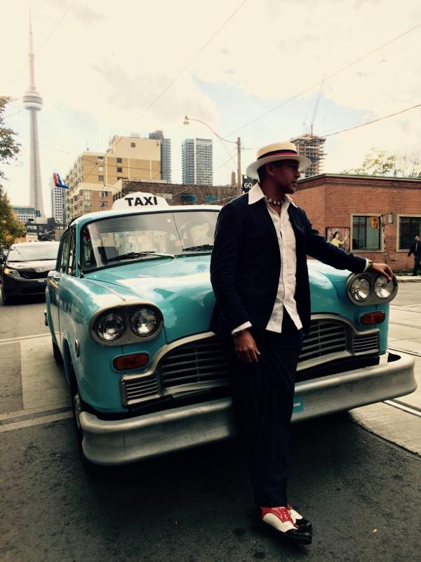 vacances transat taxi cubain