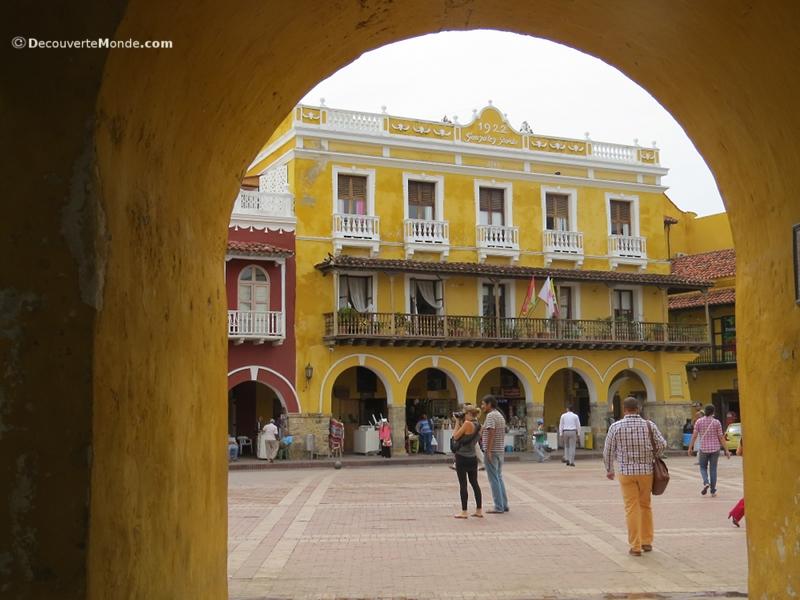 visiter la colombie carthagène