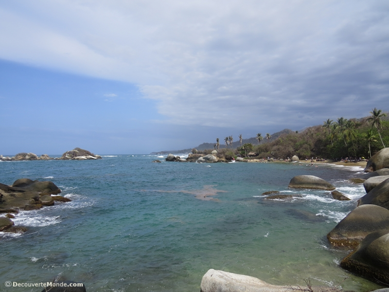 visiter la colombie tayrona