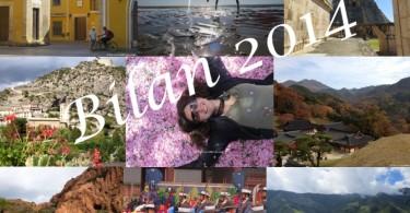bilan voyage 2014