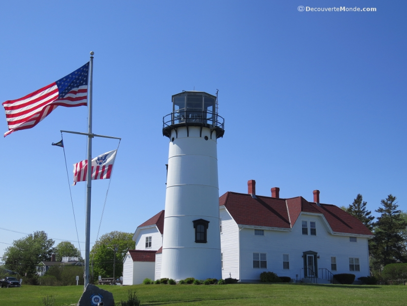 visiter phare cape cod