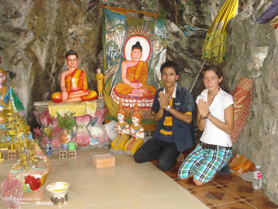 Phnom Sampov cambodge