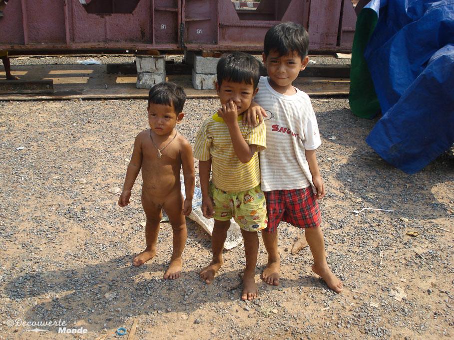 enfants cambodge