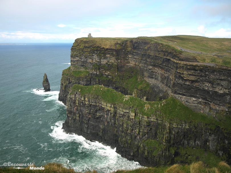 falaises de Moher que faire en Irlande