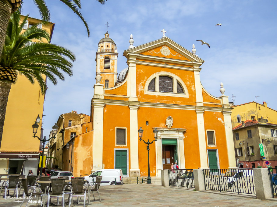 ajaccio cathédrale