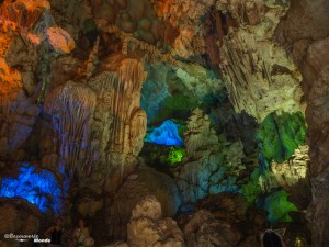 grotte baie halong