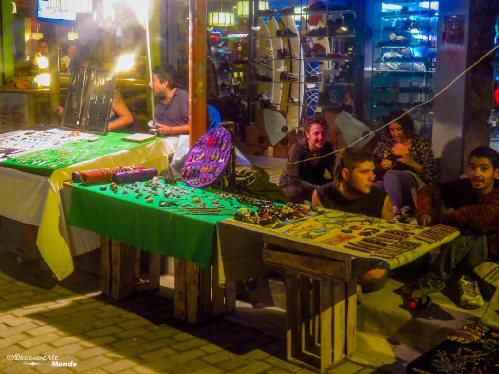 souvenirs en voyage Équateur
