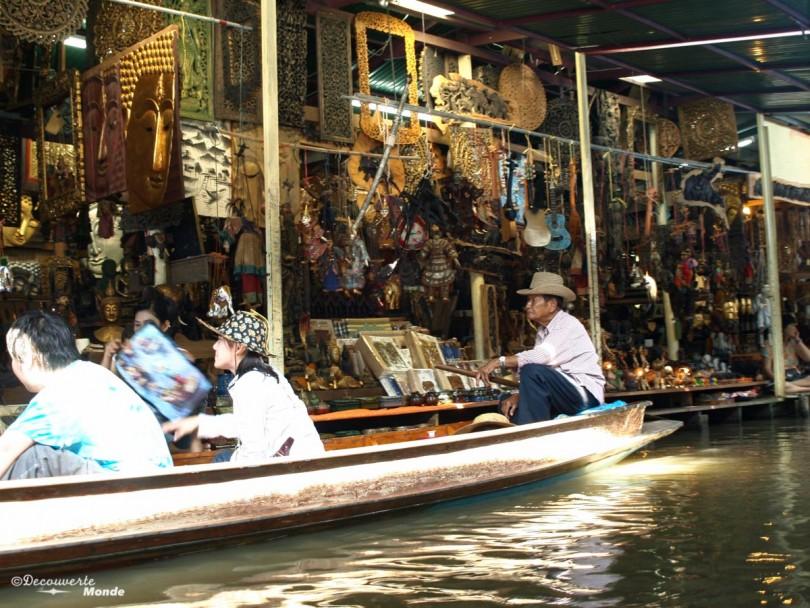 souvenirs en voyage Thaïlande
