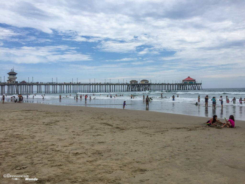 huntington beach californie