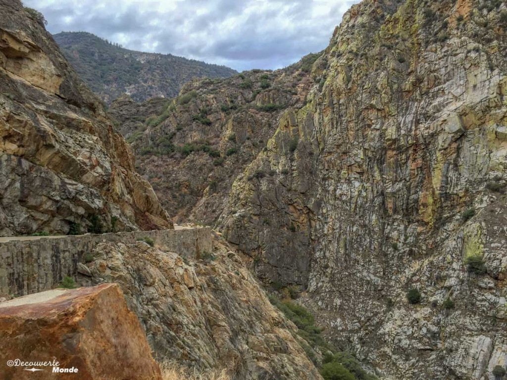 king canyon californie