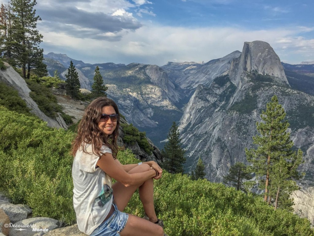 road trip en californie yosemite