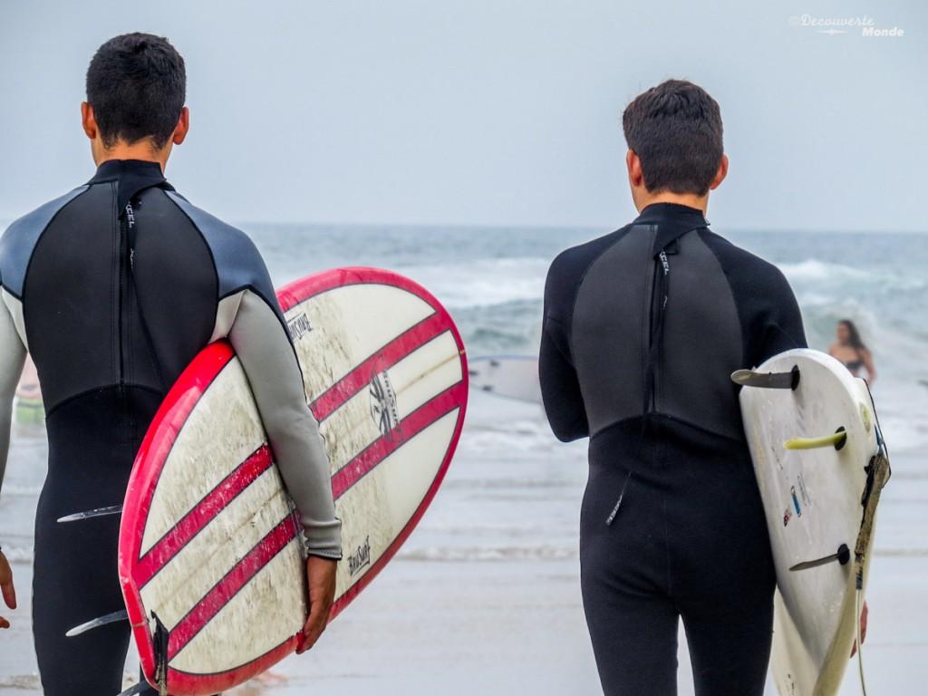 surf voyage en californie