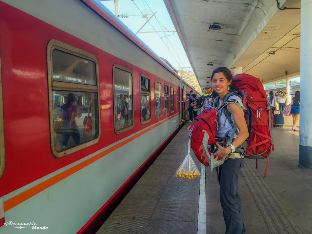 voyage train chine