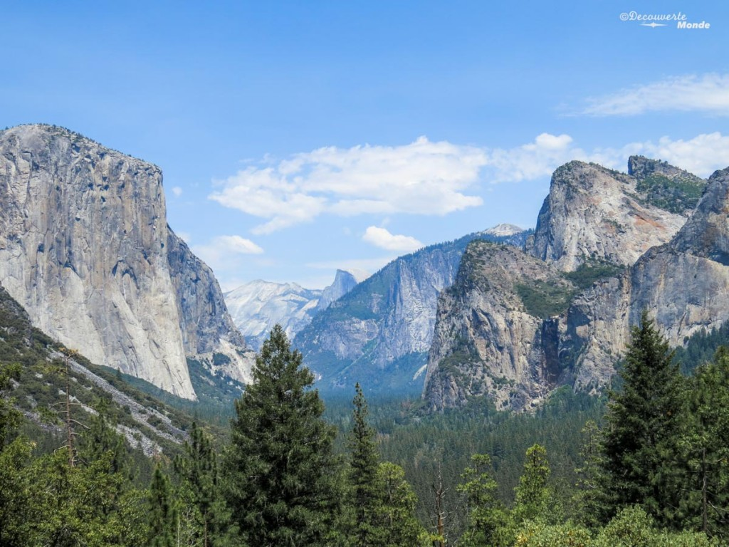 yosemite voyage en californie