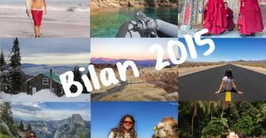 bilan voyage 2015