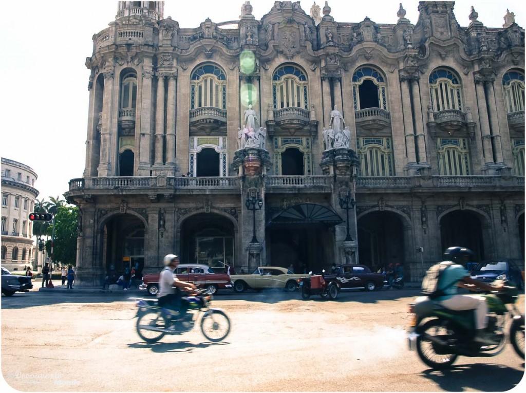 architecture vieille ville Havane