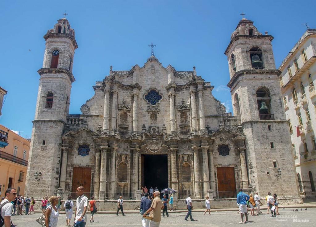 cathédrale La Havane