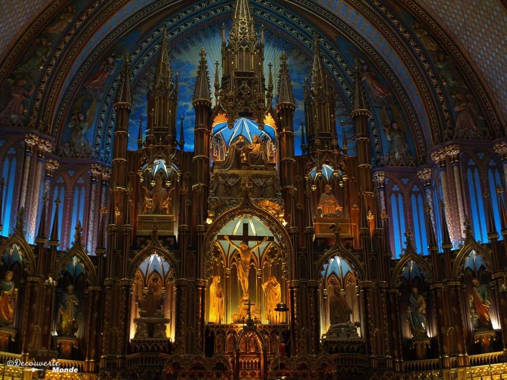 cathédrale Notre-Dame Montréal