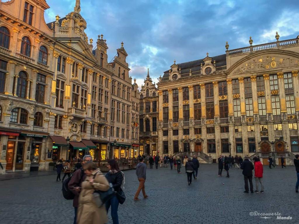 centre historique bruxelles