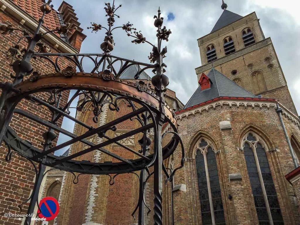 église visiter bruges