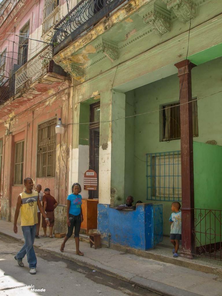 La Havane rue