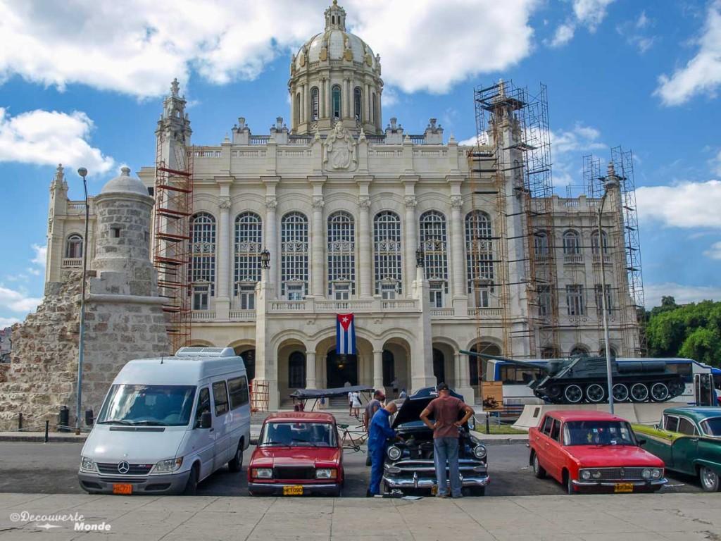 musée de la révolution La Havane