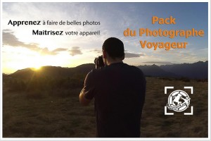 pack voyageur photo