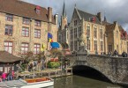 photo bruges canaux