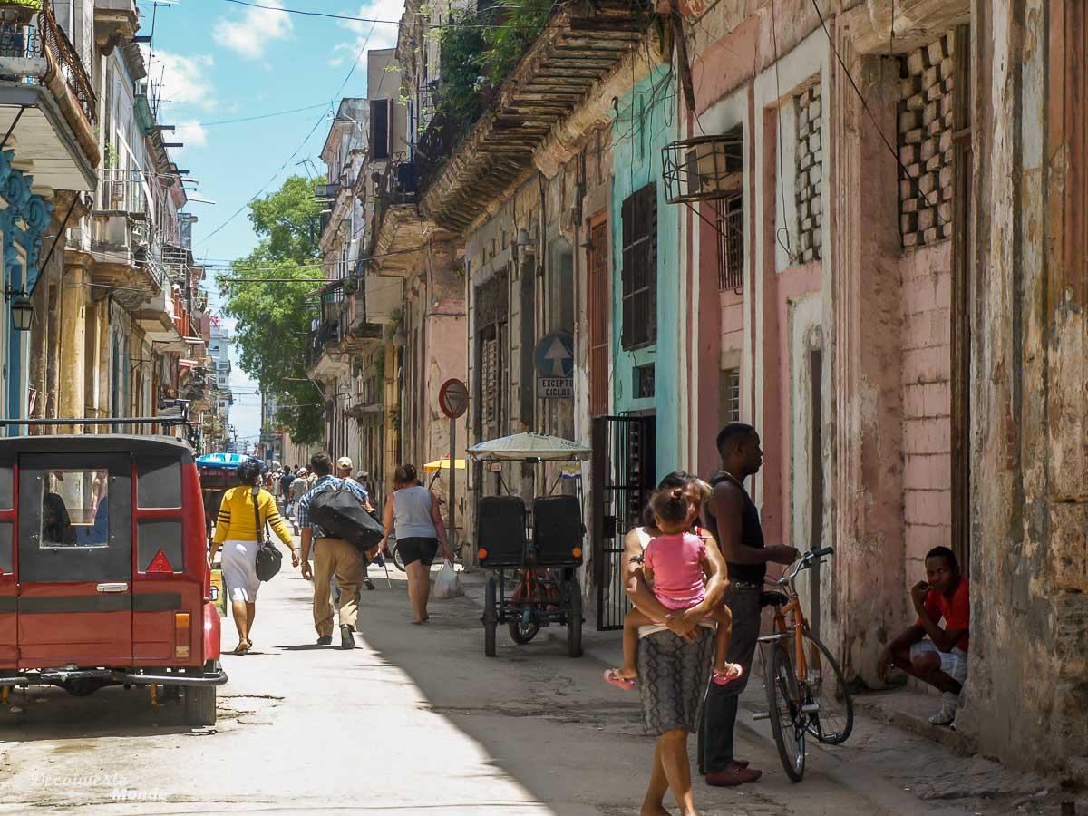 La Havane dans les Caraïbes