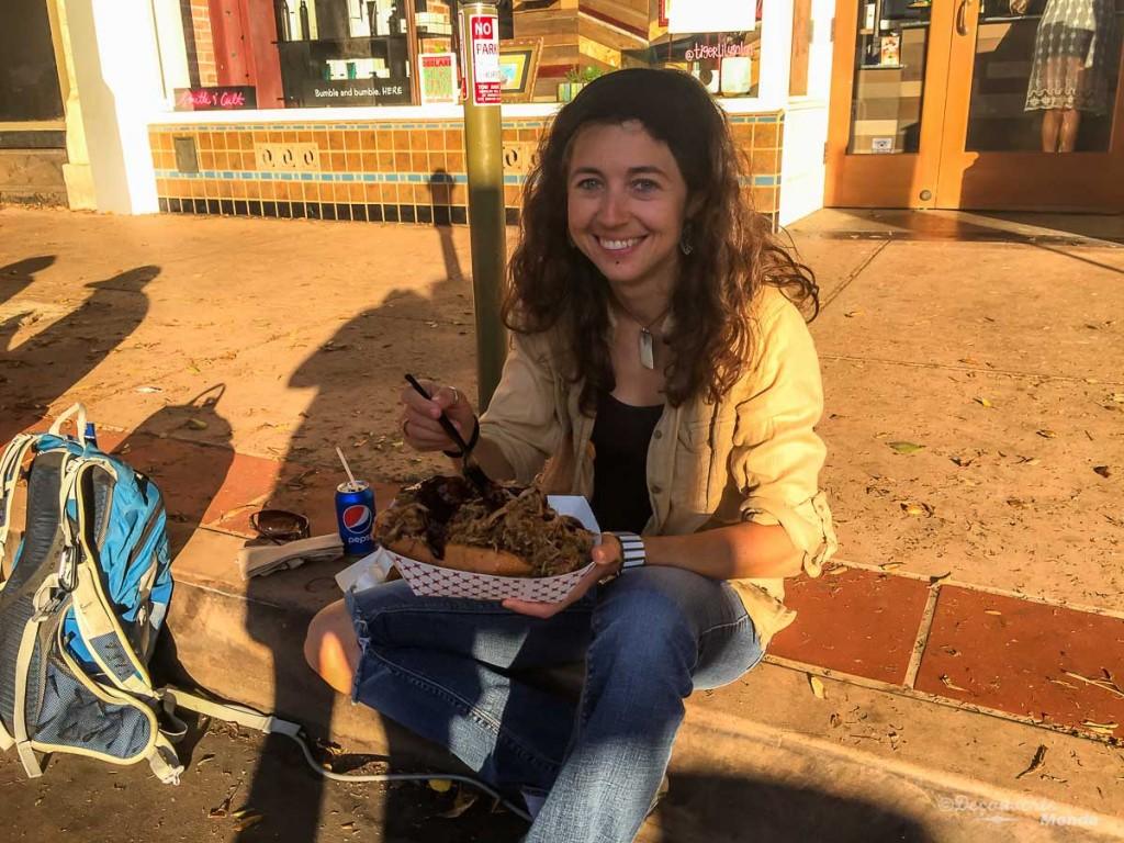 séjour pas cher street food