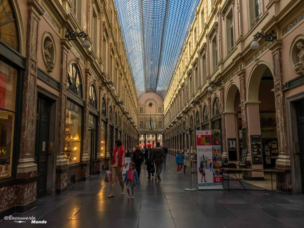 visiter une ville Bruxelles