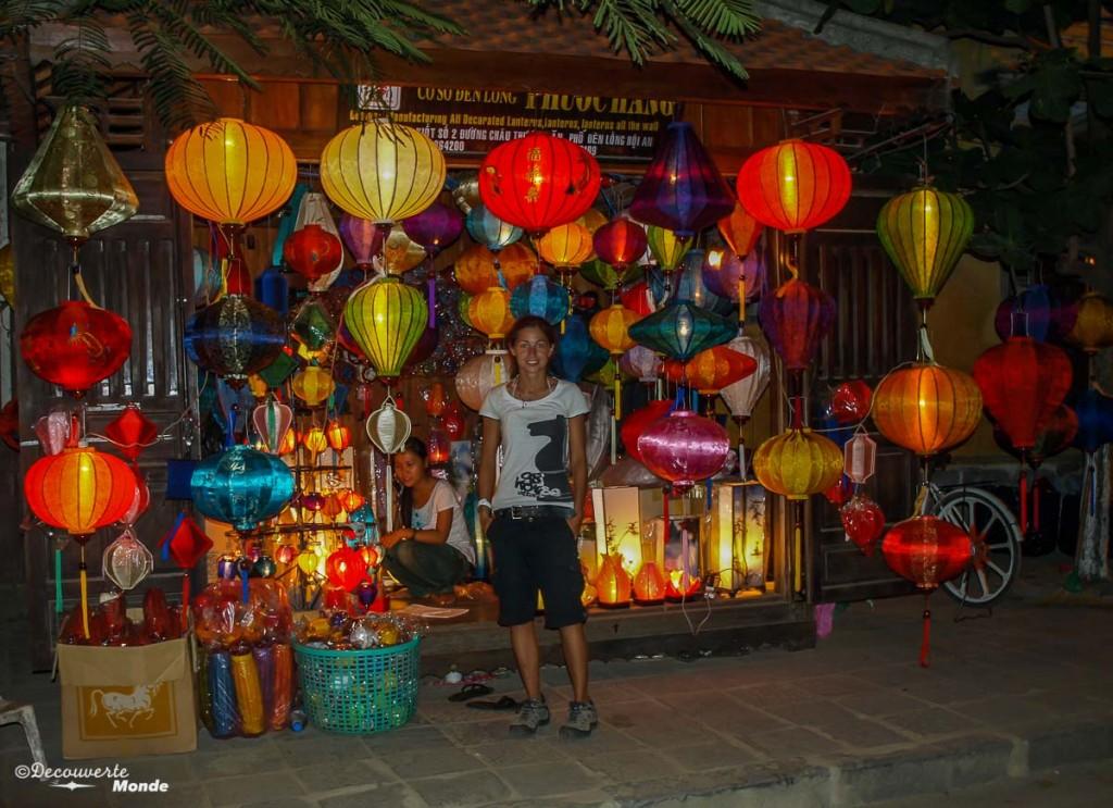 Hoi An Centre du Vietnam