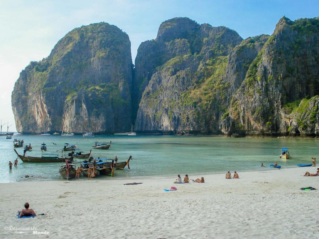 koh phi phi ley Thaïlande