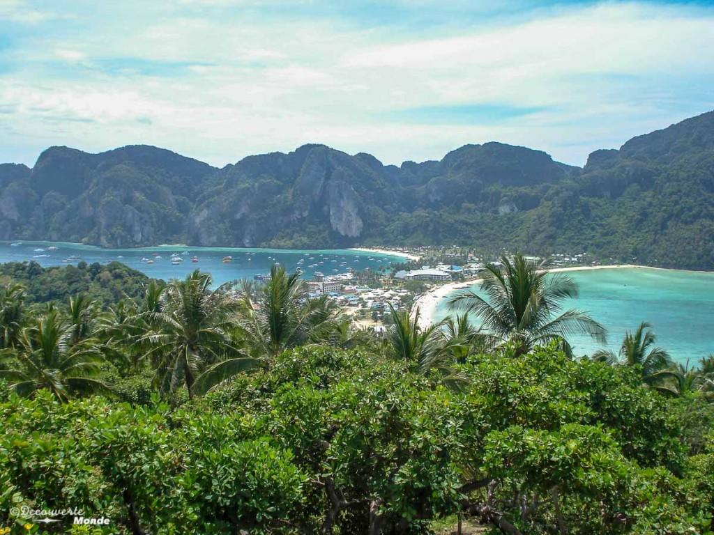 koh phi phi visiter Thaïlande