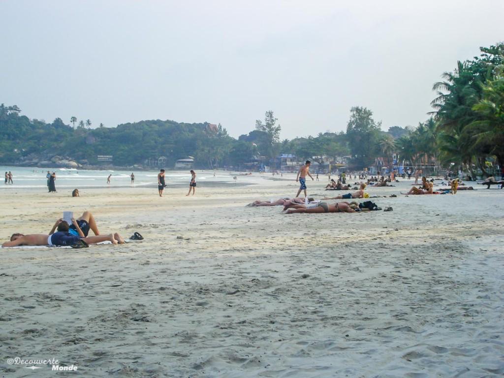 Où aller en Thaïlande Koh Phangan