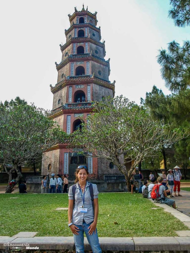 Pagode Hue voyage Vietnam