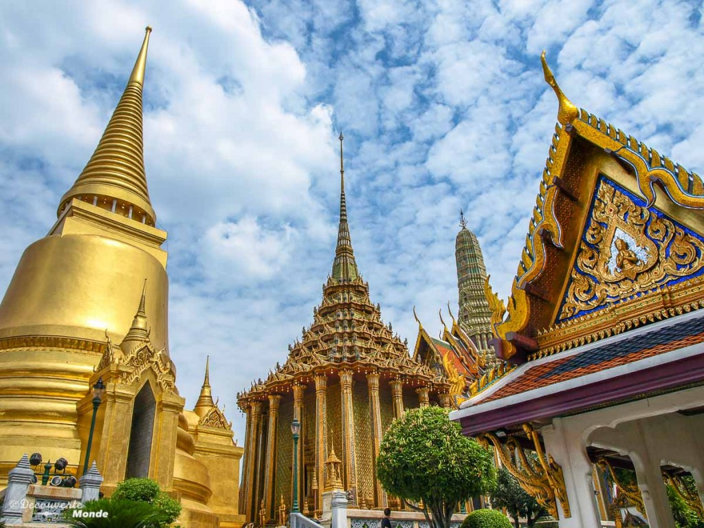 Palais royal Bangkok visiter Thaïlande