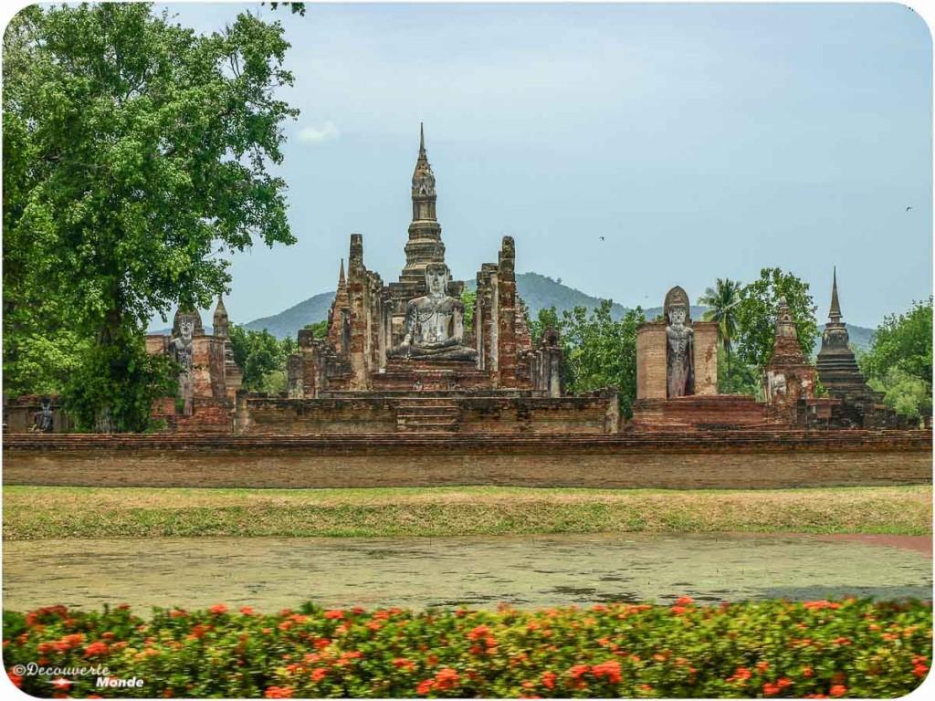 Sukothaï que faire en Thaïlande