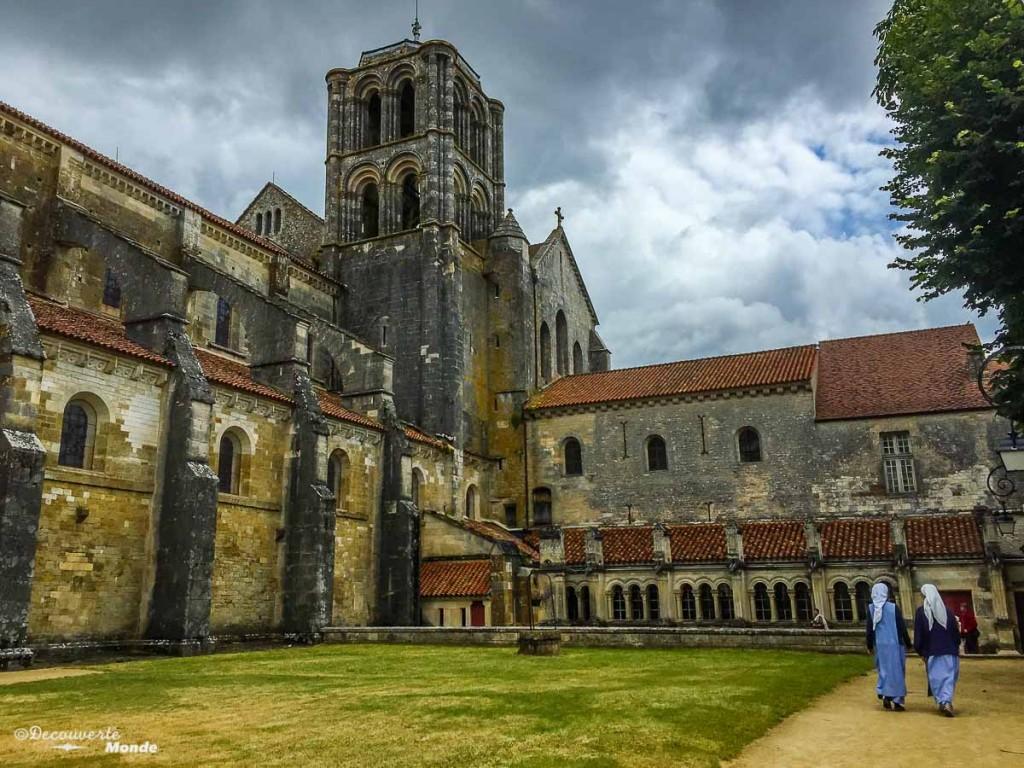 basilique Sainte-Madeleine Vezelay