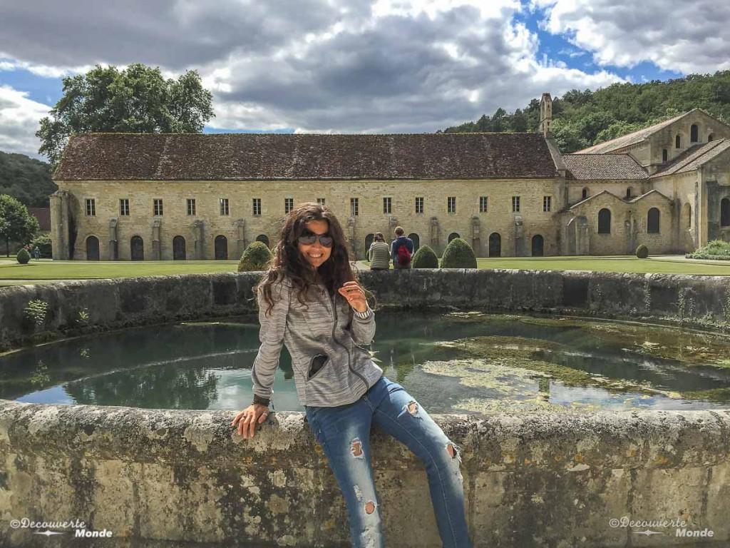 quoi voir Bourgogne Abbaye Fontenay