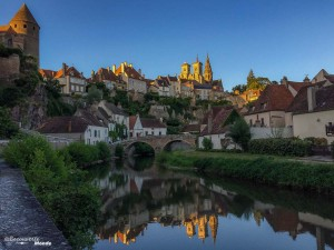 Semur-en-Auxois Bourgogne