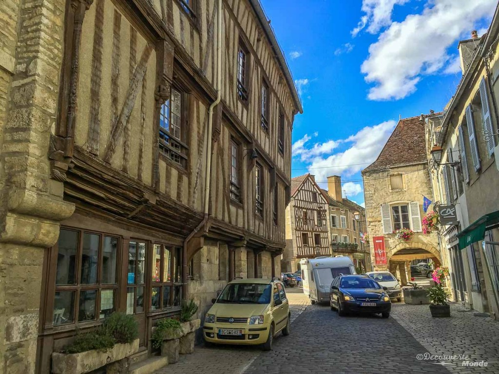 ville Dijon Bourgogne