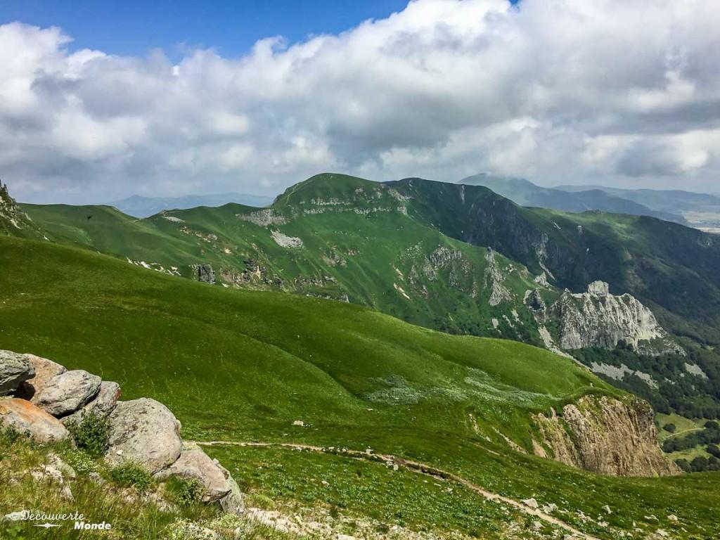 mont dore Auvergne