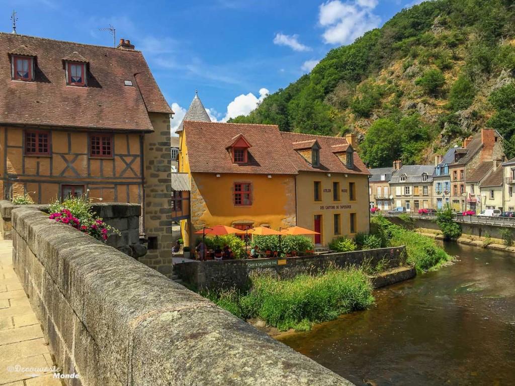 Région du Limousin Aubusson