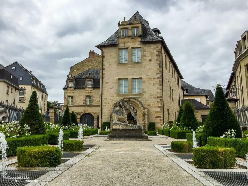 Brive Limousin en France