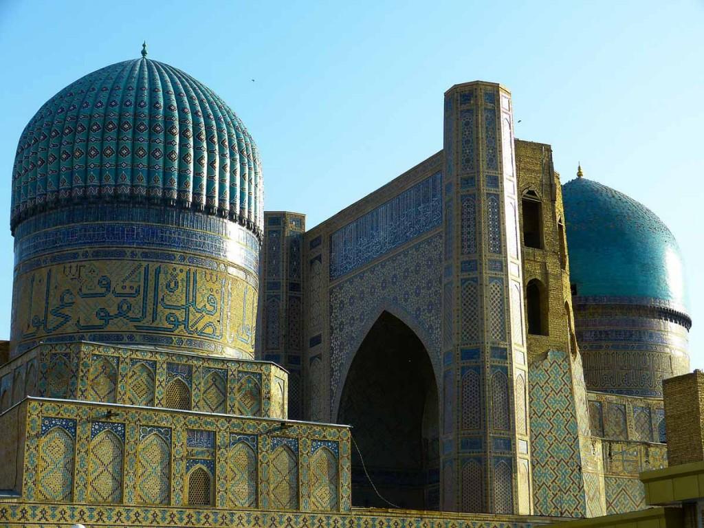 pays à visiter Ouzbékistan