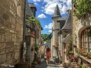 Turenne Limousin en France
