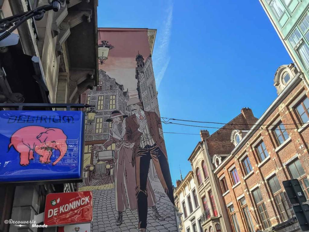Delirium que faire à Bruxelles