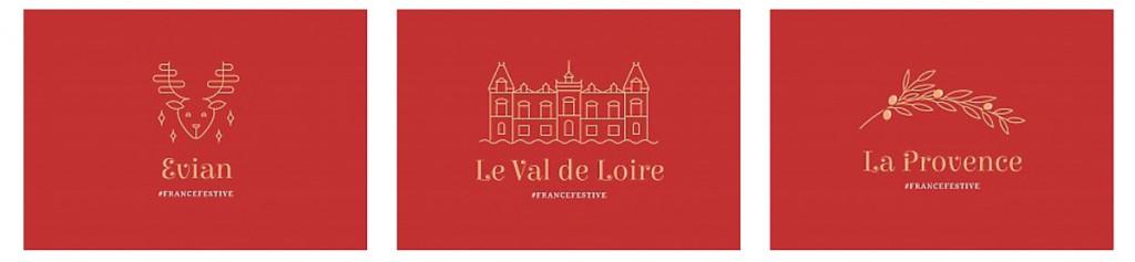destinations France festive